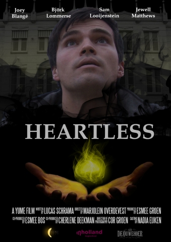 Heartless poster by M.Overdevest